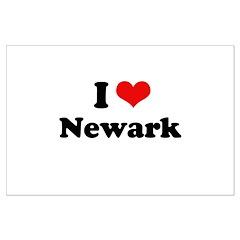 I love Newark Posters