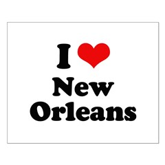 I love New Orleans Posters