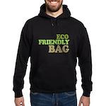 Eco Friendly Bag Hoodie (dark)