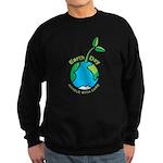 Earth Day T-shirts Sweatshirt (dark)