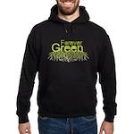 Forever Green Hoodie (dark)