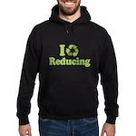 I Love Reducing Hoodie (dark)