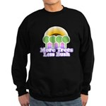 More Trees Less Bush Sweatshirt (dark)