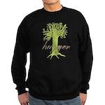 Tree Hugger Shirt Sweatshirt (dark)