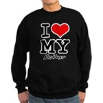 I love my mother Sweatshirt (dark)