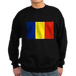 Armenia Flag Sweatshirt (dark)