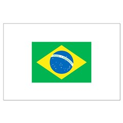 Brazilian Flag Posters