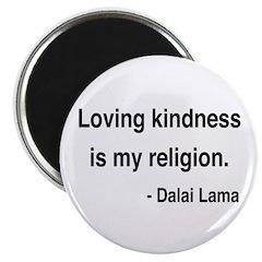 Dalai Lama 22 Magnet