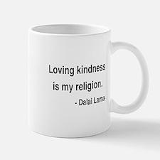 Dalai Lama 22 Small Small Mug