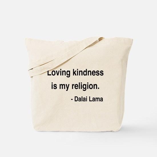 Dalai Lama 22 Tote Bag