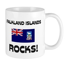 Falkland Islands Rocks! Mug