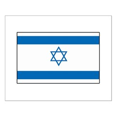 Israeli Flag Posters