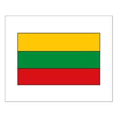 Lithuanian Flag Posters