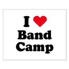I love band camp Posters