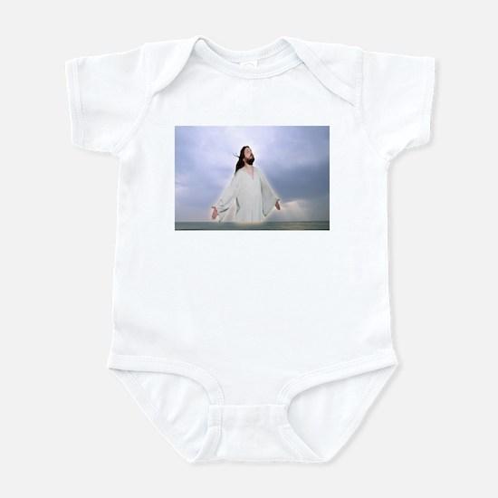 Jesus - WWJD Infant Bodysuit