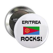 "Eritrea Rocks! 2.25"" Button"
