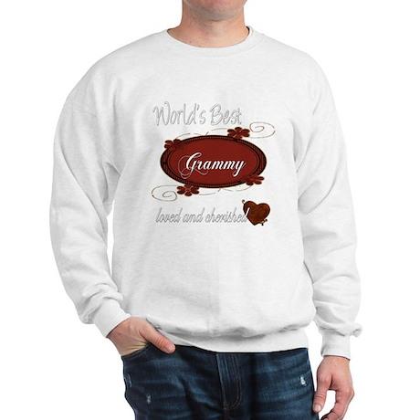 Cherished Grammy Sweatshirt