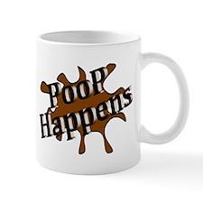 Poop Happens Mug