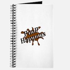 Poop Happens Journal