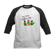 My First Camping Trip Tee