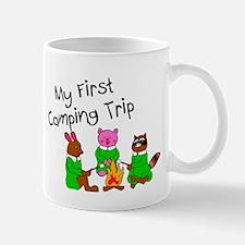 My First Camping Trip Mug