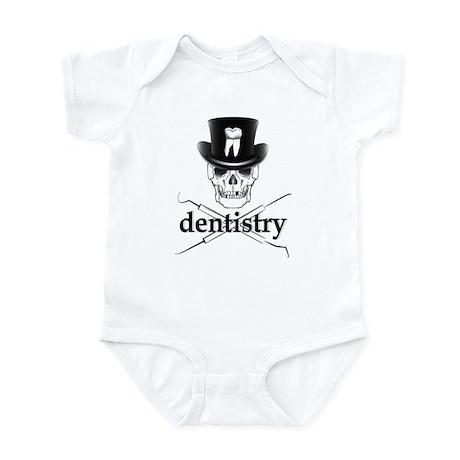 Dentistry Skull Infant Bodysuit