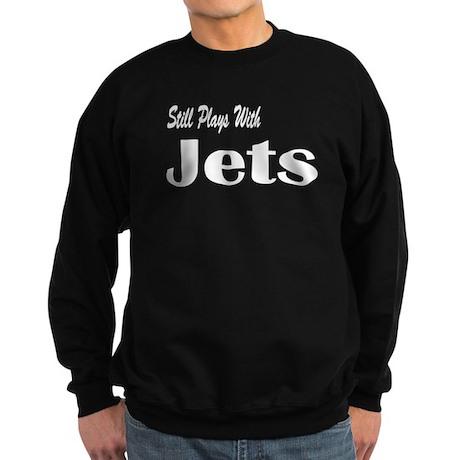 Plays With Jets Sweatshirt (dark)