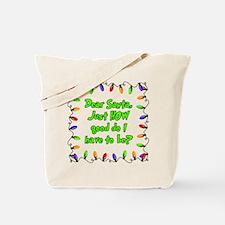 Letter to Santa Tote Bag