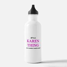 It's a Karen thing Water Bottle