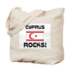 Cyprus Rocks! Tote Bag