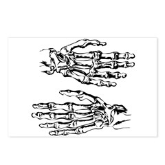 Hands Postcards (Package of 8)