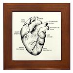 Heart Full Framed Tile