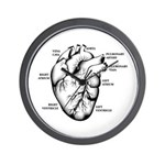 Heart Full Wall Clock