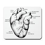 Heart Full Mousepad