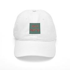 Green Monstah Baseball Cap