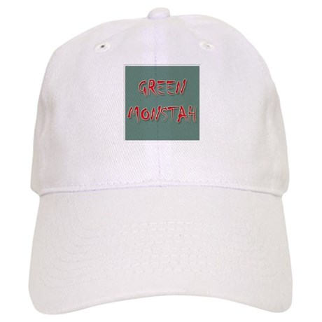 Green Monstah Cap