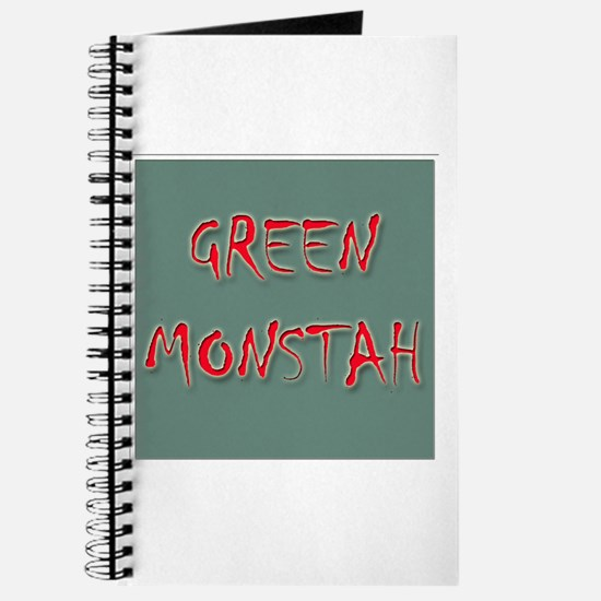 Green Monstah Journal