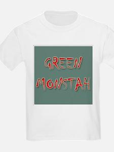 Green Monstah T-Shirt