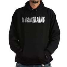 All About Trains Hoody