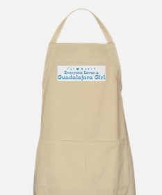 Loves Guadalajara Girl BBQ Apron