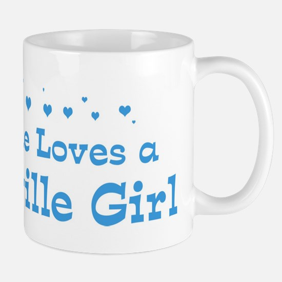 Loves Greenville Girl Mug