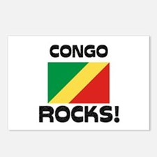 Congo Rocks! Postcards (Package of 8)