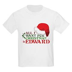 Edward for Christmas T-Shirt