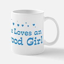 Loves Inglewood Girl Mug