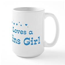 Loves Fort Collins Girl Mug
