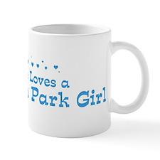 Loves Huntington Park Girl Mug