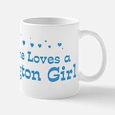 Loves Lexington Girl Mug