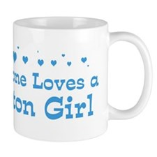 Loves Layton Girl Mug