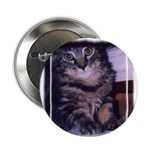 """KITTY 2.25"""" Button (10 pack)"""