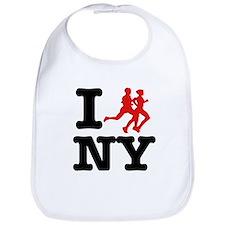I run New York Bib